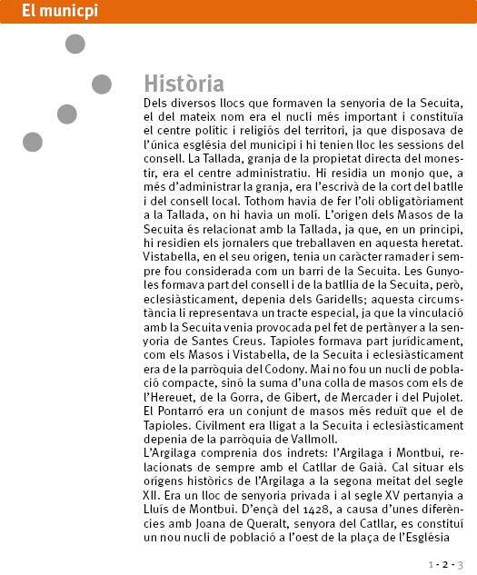 Història de La Secuita (2)