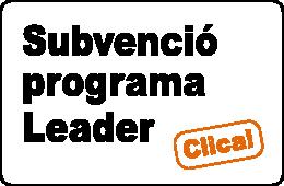 La Secuita. Subvenció Programa Leader.