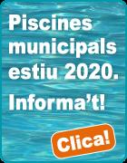 Ajuntament de La Secuita. Piscines municipals. Tarifes 2020.