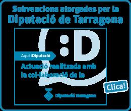 Subvencions Diputacio de Tarragona 2019