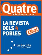 Quatre, la revista de l'ajuntament de La Secuita